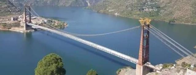 डोबरा-चांठी पुल: मार्च में आर-पार
