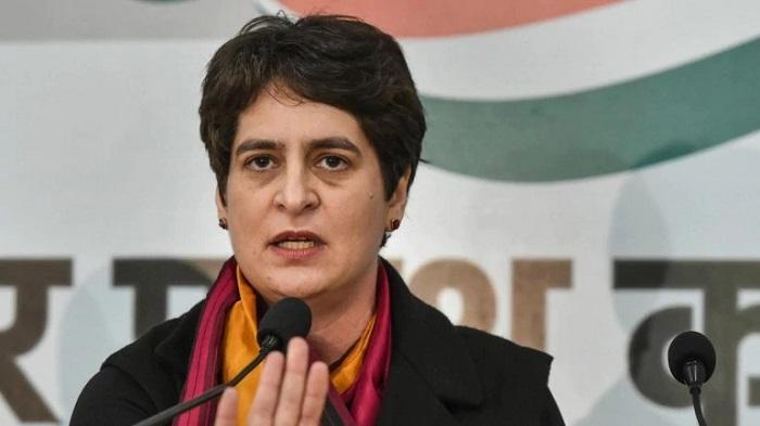 प्रियंका गांधी ने छोड़ा सरकारी आवास, किराए के आवास में रहेंगी