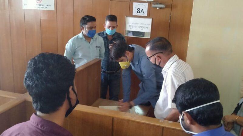 अनुपस्थित रहने पर पुनर्वास कार्यालय के सात कर्मचारियों का जबाब तलब