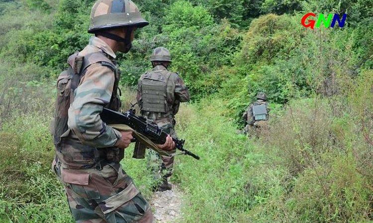 J&K के नौशेरा में घुसपैठ की कोसिस के दौरान 3 पाकिस्तान आतंकवादी मारे गए