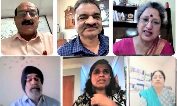 अंतर्राष्ट्रीय वेबिनार: कोविड काल में मत्स्य पालन और कृषि द्वारा ग्रामीण भारत का सुदृढ़ीकरण
