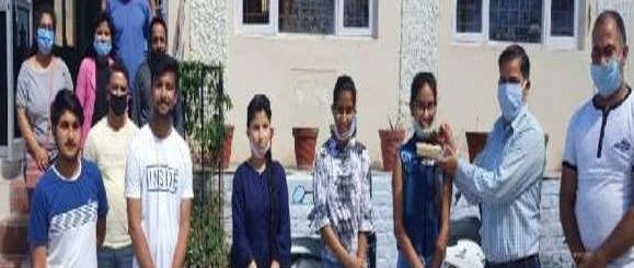 सीबीएसई 12वीं में सेंट एंथनी पब्लिक स्कूल की सपना ने किया टॉप, NTIS के मोहित राणा द्वितीय व गरिमा सिंह तृतीय