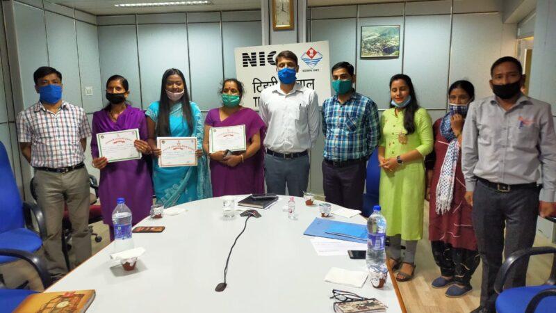 डॉ. कीर्ति कुमारी को 'तीलू रौतेली सम्मान' से नवाजा गया