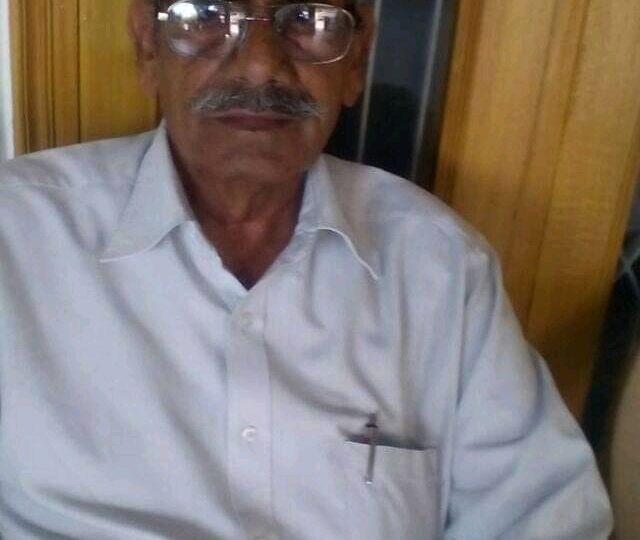 वरिष्ठ पत्रकार ठाकुर सुक्खन सिंह  के निधन पर पत्रकारो ने जताया शोक