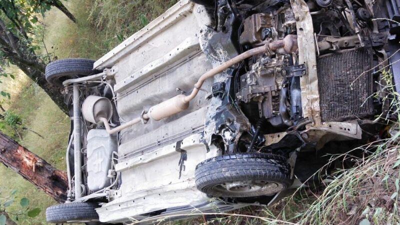 पीपलडाली के समीप कार दुर्घटना में एक घायल