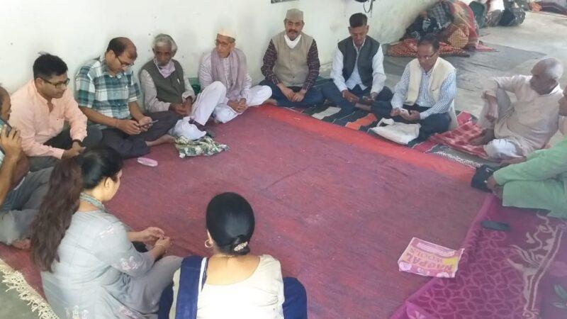 खाड़ी में सामाजिक मुद्दों को लेकर गोष्ठी का आयोजन