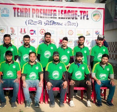 चिन्याली-चिलर्स ने घनसाली-गेंबलर्स को 7 विकेट से रौंदा