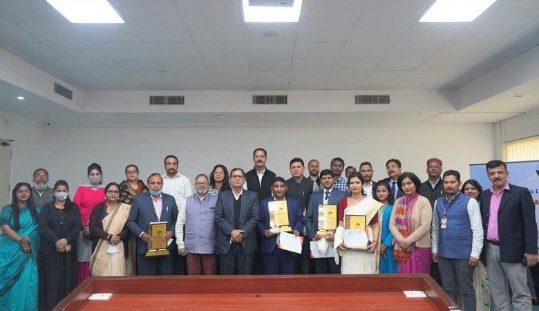 ग्राफिक एरा सोशियली रिसपोंसिव सेल का शुभारम्भ, समाज सेवा में छात्रों की भागीदारी अहम: पद्मश्री श्री मैती