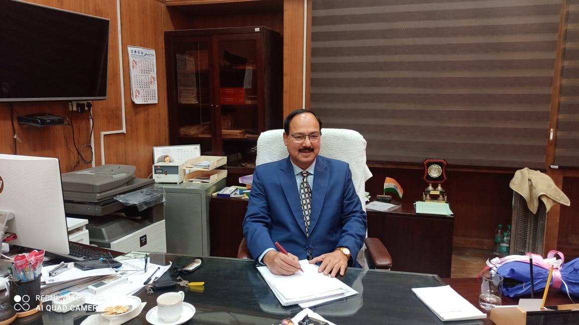 डा0 ध्यानी बने उत्तराखण्ड तकनीकी विश्वविद्यालय के कार्यवाहक कुलपति