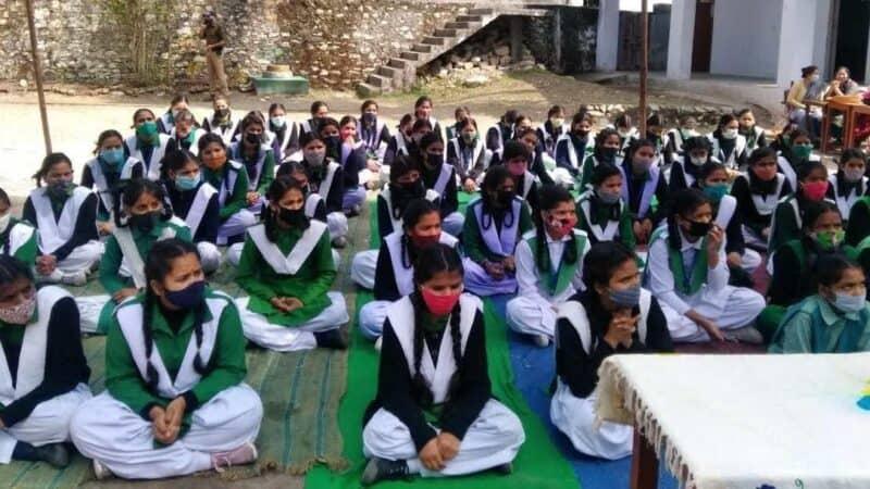 अंतरराष्ट्रीय महिला दिवस पर राजकीय बालिका इंटर कॉलेज बहेड़ा सहित विभिन्न स्थानों में हुए कार्यक्रम आयोजित