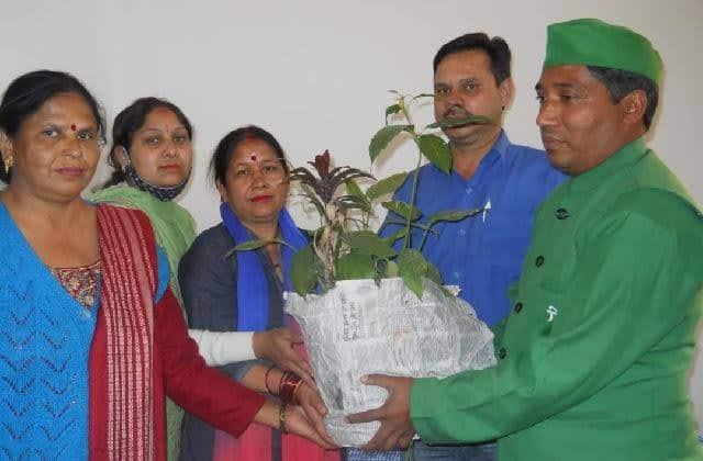 भिटौली दिलाती हैं बहु बेटियों को मायके की याद: वृक्षमित्र डॉ सोनी