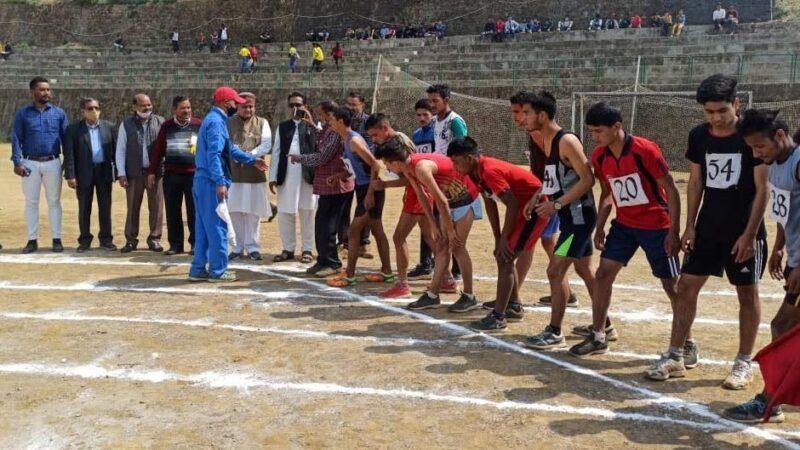 विधायक ने किया खेल महाकुंभ प्रतियोगिताओं का उद्घाटन