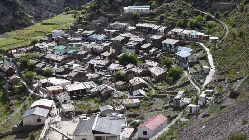 नीती घाटी स्थित टिम्बर सैण महादेव की यात्रा शुरू