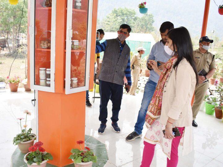राजकीय उद्यान कोठियालसैंण को पर्यटन से जोडने की कवायद तेज