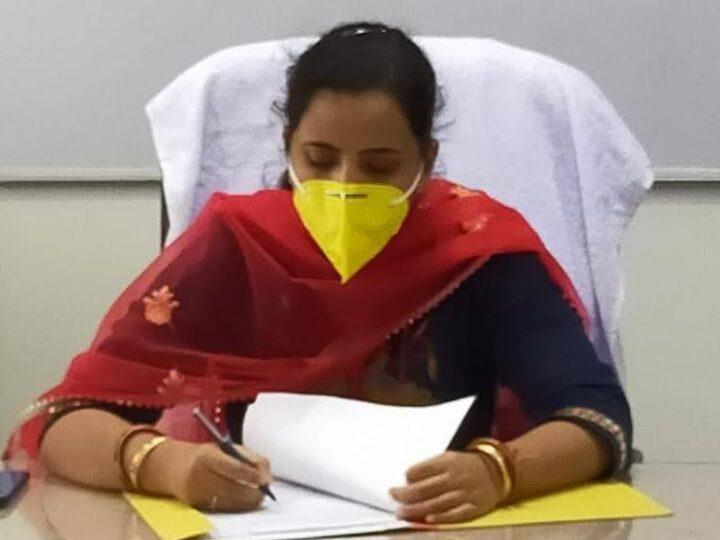 डीएम इवा आशीष ने वनाग्नि की घटनाओं को रोकने के दिए कड़े निर्देश