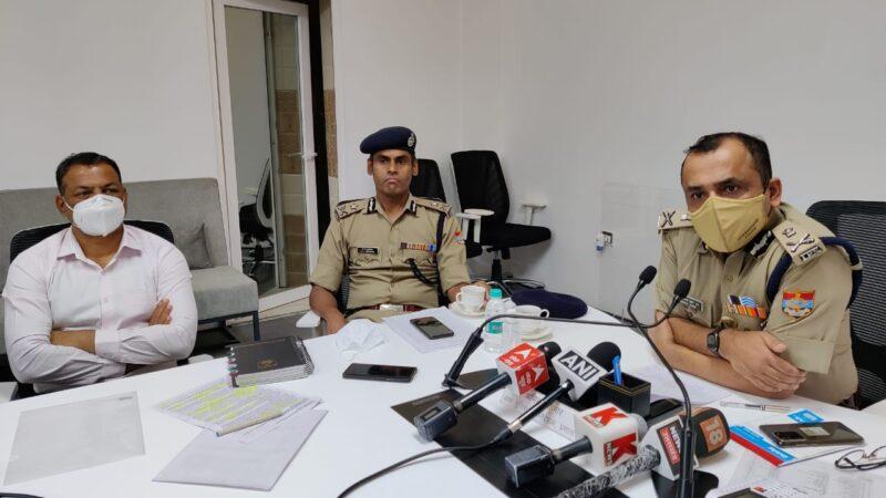पावर बैंक एप में निवेश के नाम पर धोखाधड़ी कर करोड़ो रुपये हड़पने वाले अंतरराष्ट्रीय गिरोह का 01 और सदस्य गिरफ्तार