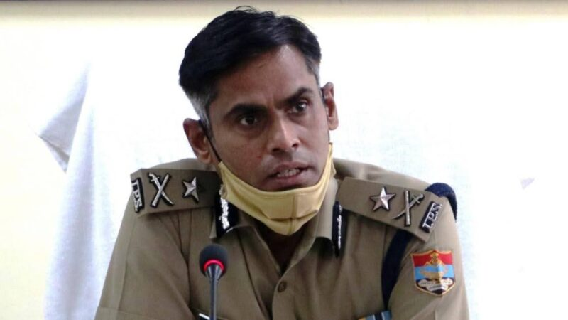 पुलिस महानिरीक्षक ने टिहरी में किया सैनिक सम्मेलन, दिए आवश्यक दिशा निर्देश