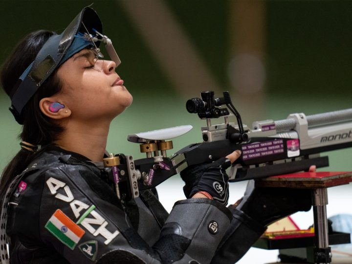 टोक्यो पैरालम्पिक: भारत की अवनी लखेरा ने गोल्ड पर साधा निशाना