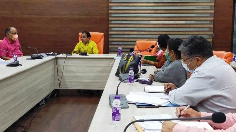 उच्च शिक्षा विभाग में मुख्यमंत्री की घोषणाओं पर शीघ्र हो कार्यवाही डॉ. धन सिंह रावत