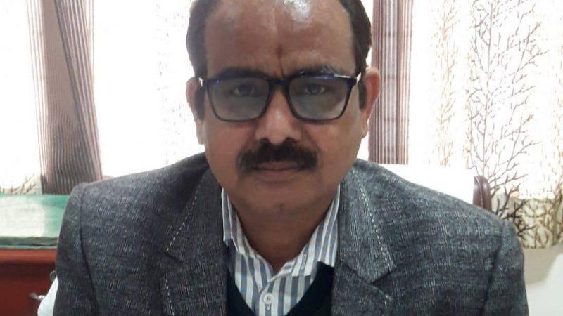 ब्रेकिंग: श्रीदेव सुमन वि0वि0 ने बनाया प्रो0 एम0एस0 रावत को अस्थाई परीक्षा नियंत्रक