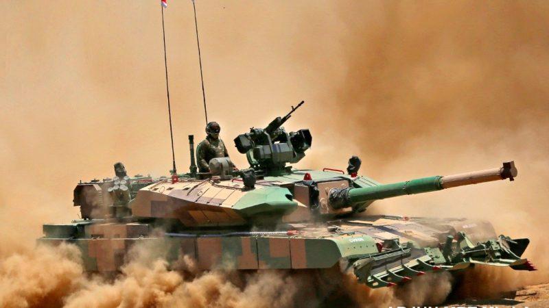 भारतीय सेना की बढ़ेगी ताकत, रक्षा मंत्रालय ने अर्जुन MK- 1A के 118 टैंक बनाने के ऑर्डर हेवी व्हीकल फैक्ट्री को दिए