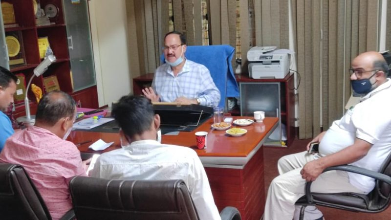 श्रीदेव सुमन विश्वविद्यालय के ऋषिकेश परिसर को राष्ट्रीय एवं अंतर्राष्ट्रीय स्तर पर स्थापित करना मेरा लक्ष्य- कुलपति ध्यानी