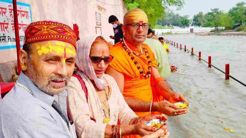 श्रीमद् भागवत सप्ताह के बाद गंगा स्नान का पौराणिक महत्व — नृसिंह पीठाधीश्वर स्वामी रसिक महाराज